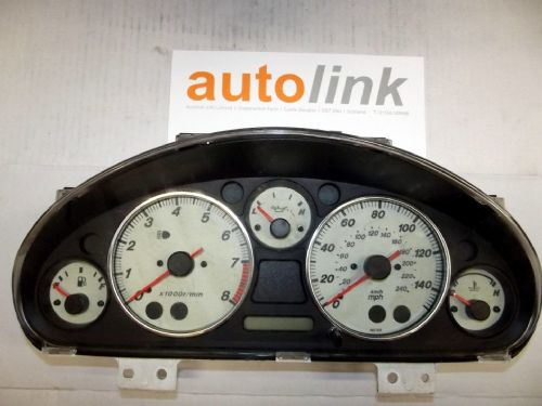 Instrument cluster panel, MX-5 mk2.5, 6sp, NC32, USED